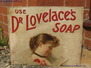 Dr Lovelace sign
